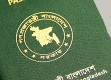 Visa or Passport for Bangladesh