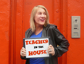 Susan Jeremy- Teacher in the House