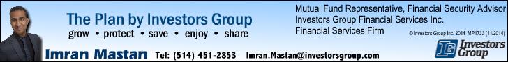 Imran Mastan, Financial Security Advisor