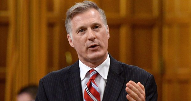 An Interview with Hon. Maxime Bernier