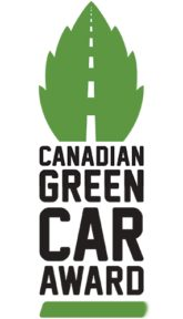 Canadian Green Car Award Logo