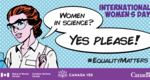 International Women's Day - Equality Matters