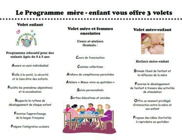 Les Petits Tresors du Monde - Programme Enfant Mere in Parc Ex, Montreal