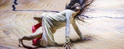 Until The Lions Dancer