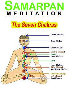 Clearing Chakras thru Samarpan Meditation