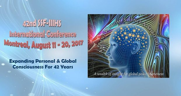 The 42nd Spiritual Science Fellowship International Conference August 11 - 20, 2017