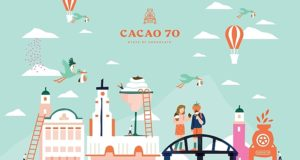 Cacao 70 - Find your Wonderland and stay for life