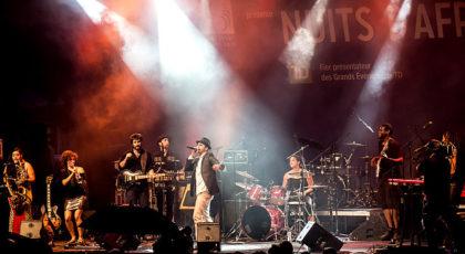 Festival International Nuits D'Afrique 2015