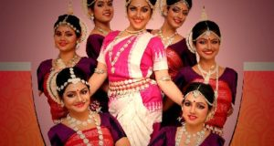 Splendid Odissi Classical Dancers All the Way from India