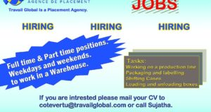 Jobs - Hiring Full-Time and Part-Time