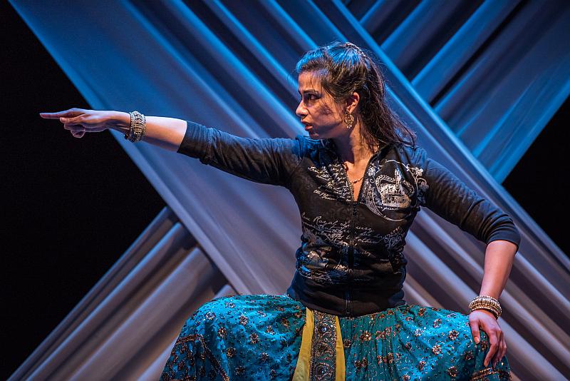 Anita Majumdar in 'Boys With Cars' - A Play by Anita Majumdar presented by Geordie Productions in Montreal