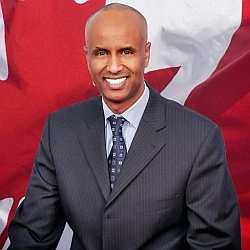 Honourable Ahmed Hussen