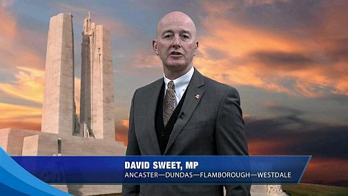 MP David Sweet