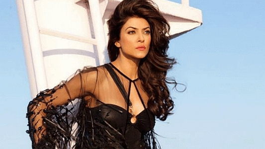 Female Beauty - Sushmita Sen
