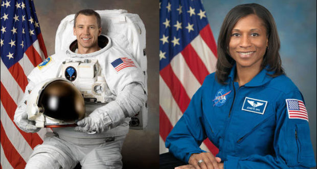 Andrew Jay Feustel and first-flight astronaut Jeannette Epps to missions abroad the International Space Station