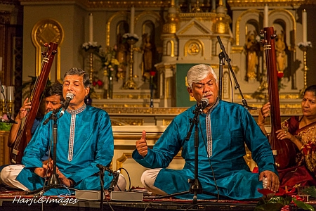 Gundecha Brothers concert - Sacred voices of India