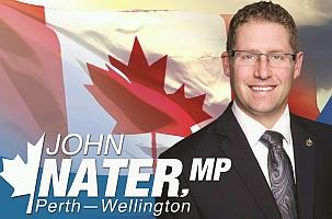John Nater, MP