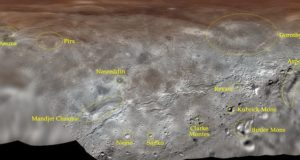 Revati on Pluto's Largest Moon Charon