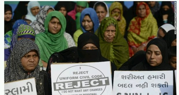 Triple Talaq is outlawed in India