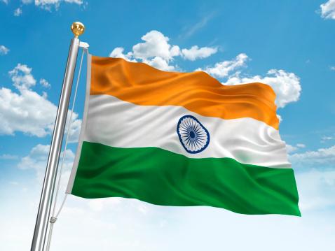 Vande Matram - India flag