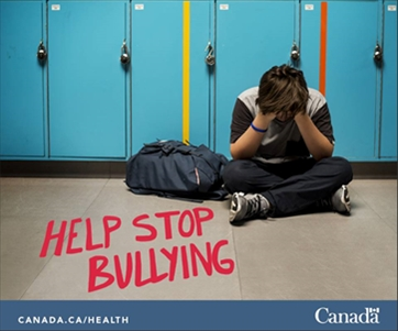 Help Stop bullying