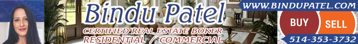 Bindu Patel - Certified Real Estate Broker