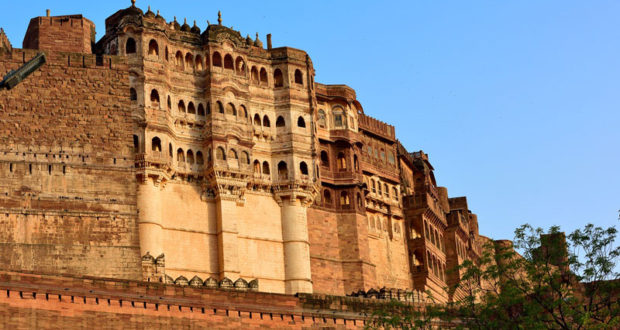 Mehrangarh fort, Photo by Tina_OO, CC0 1.0 - 5 Day Travel to Rajasthan – The Noteworthy Land of Kings in India by Rohit Agarwal