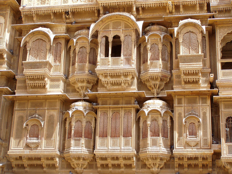 Patwon ki Haveli, Photo by Dan, CC BY-SA 2.0 - 5 Day Travel to Rajasthan – The Noteworthy Land of Kings in India by Rohit Agarwal