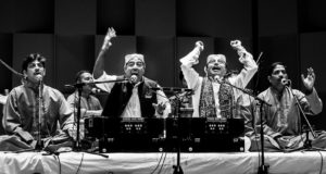 Fareed Ayaz & Abu Muhammad Sufi Qawwali Ensemble - March 13, 2020 at Oscar Peterson Hall, Montreal