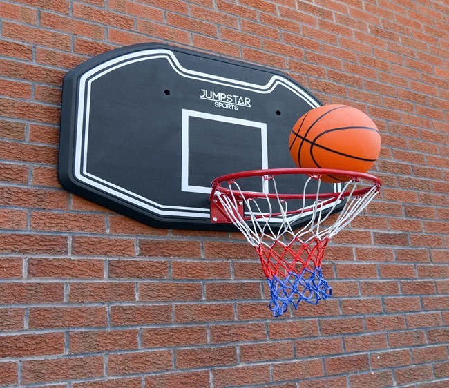 Tips for Buying A Wall Mounted or Fixed Basketball Hoop - Quality materials