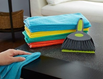 What Are Microfibre Cloths and How Can You Use Them?